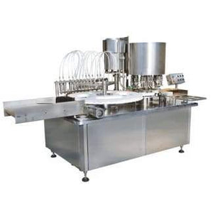 Bottle Liquid Filling Capping Machine for Beer, Syrup, Water, Ampule, Penicillin Bottles