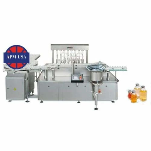 Bsyg No-bacteria Filling Machine for Injection Liquid - Lyophilized Powder Production Line