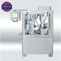 Cfm-1200/2600 Series Automatic Capsule Filling Machine - Hard Capsule Filling Machine