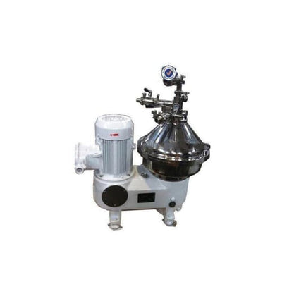 Cream separator 3 phase centrifuge disc stack milk fat centrifuge - Three Foot Centrifuge