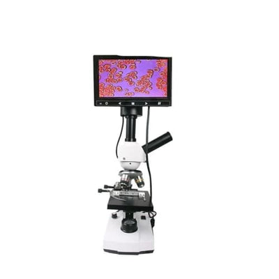 Digital camera video price 50x-1000x digital polarizing electric microscope - Other Products
