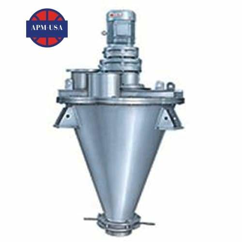 Dlh Series Taper-shaped Mixer - Mixing Machine