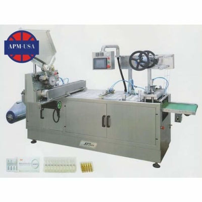 Dpb-250 Automatic (with Printing) Tray Wrapping Machine - Blister Packing Machine