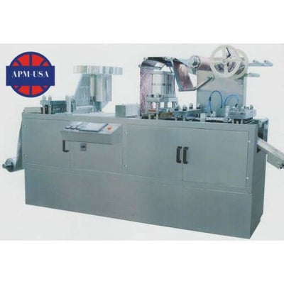 Dpb-250b Self-checking Aluminum-aluminum Blister Packing Machine - Blister Packing Machine