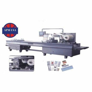 Dpb-420 Flat-plate Soft (hard) Plastic Blister Packing Machine - Blister Packing Machine