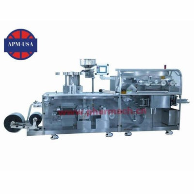 Dph 260 Blister Machine - Blister Packing Machine
