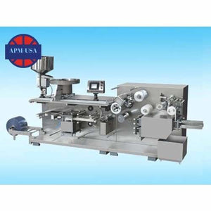 Dph-260 Roller-plate High Speed Blister Packing Machine - Blister Packing Machine