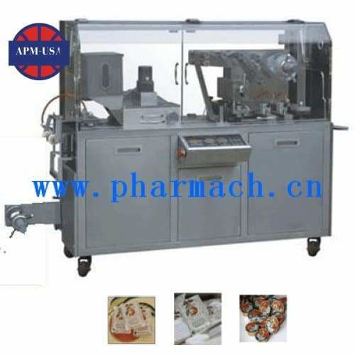 Dpp-80 Flat Type Al/pl Blister Packing Machine - Blister Packing Machine