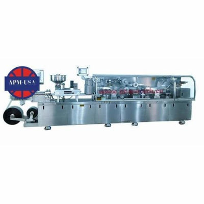 Dpp260h3 Blister Machine - Blister Packing Machine