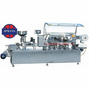 Dpp260k2 Blister Packing Machine - Blister Packing Machine