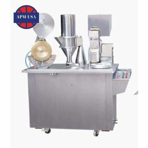 Dtj-c Semi-automatic Capsule Filling Machine - Hard Capsule Filling Machine
