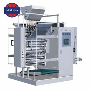Dxdk900b Four Edges Bag Sealing Packing Machine - Double Side Aluminium Foil Packing Machine