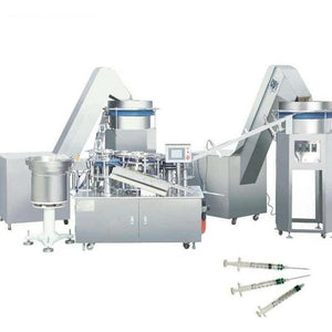 2018 Factory Price Medical Disposable Syringe Production Line