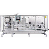 Four needles ampoule filler and sealer machine - Ampoule Bottle Production Line