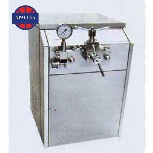 Gjj Model Series High Pressure Homogenizer - Emulsifying Machine