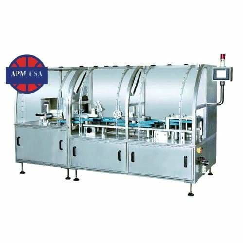 Glp800 Automatic High Speed Unscrambler - Tablet Capsule Filling Line