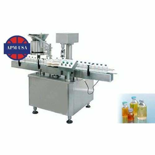 Gsz50 Cap-rolling Machine - Lyophilized Powder Production Line