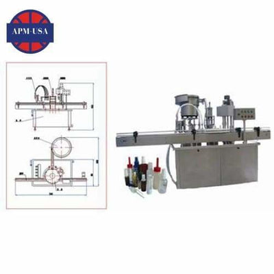 Hhpg Spray Filling Screw Machine - Liquid Filling Machine
