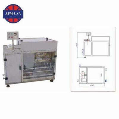 Hhqcx Bottle Washing Machine - Liquid Filling Machine