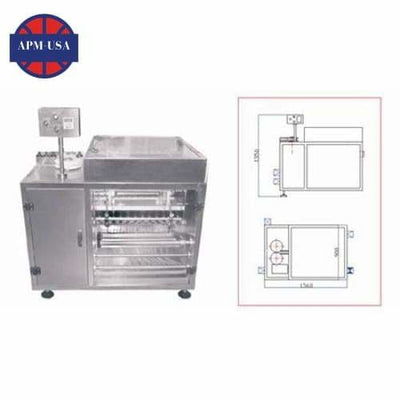 Hhqx Bottle Washing Machine (air Clean Washing Machine) - Liquid Filling Machine