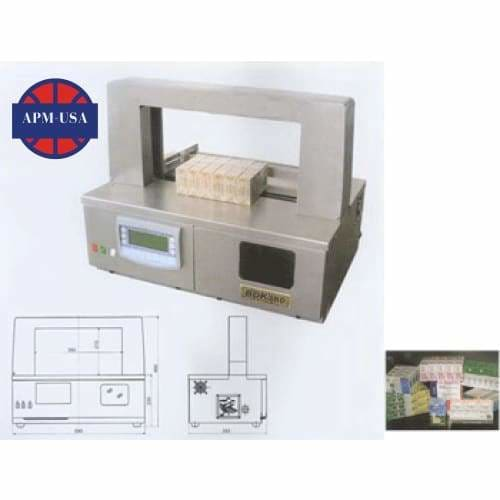 High Efficiency Automatic Strapping Machine (small Type Automatic Strapping Machine) - Other Machine