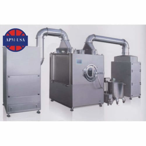 High-efficiency Film Coating Machine - Coating Machine