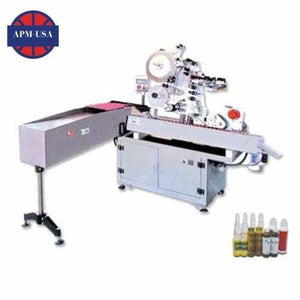 High-speed Self-adhesive Labeling Machine (lm-400) - Labeling Machine