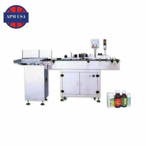 High-speed Servo Vertical Labeling Machine (lm-300) - Labeling Machine