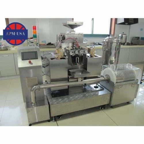 Htsys-5 Paintball Making Machine - Soft Gelatin Encapsulation Machine