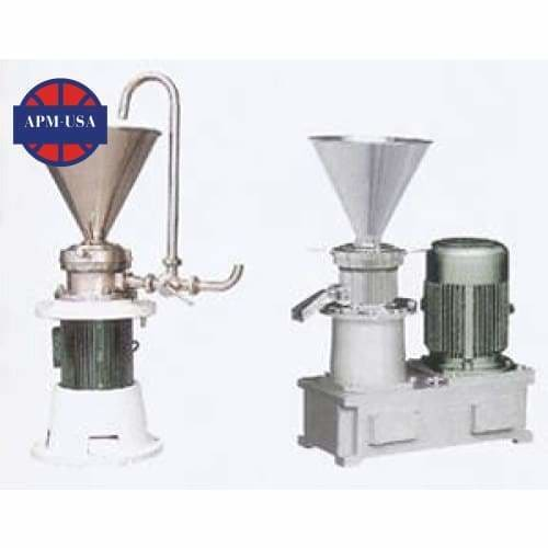 Jm Colloid mill - Emulsifying Machine