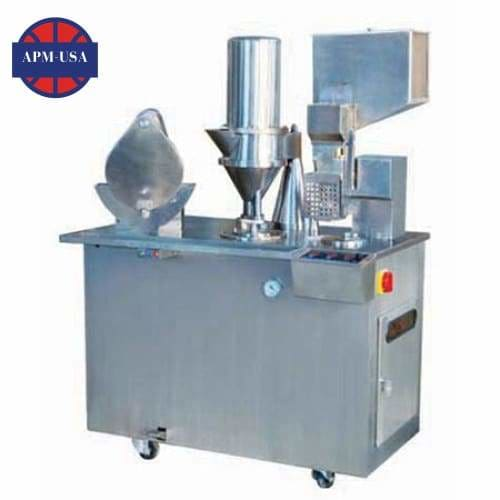 Jtj-a Semi-automatic Capsule Filling Machine - Hard Capsule Filling Machine