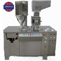 Jtj-iii Semi-automatic Capsule Filling Machine - Hard Capsule Filling Machine
