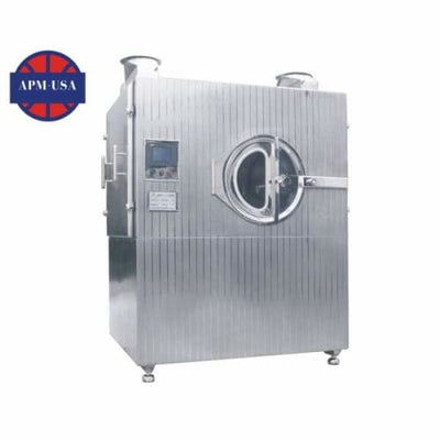 Kgb-c High Sugar-film Coating Machine - Coating Machine
