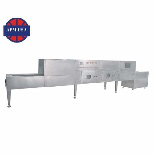 Kwsg Tunnel Type Microwave Sterilization Dryer - Dryer Machine