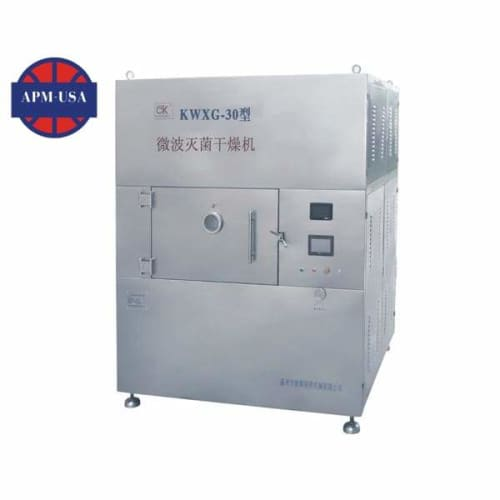 Kwxg Box Type Microwave Tunnel Sterilizing Dryer - Dryer Machine