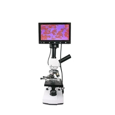 Lcd stereo electron scanning video 50x-1000x digital polarizing microscope - Other Products