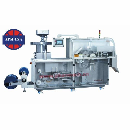 Model Dph190 (alu-pvc Blister Packing Machine) - Blister Packing Machine