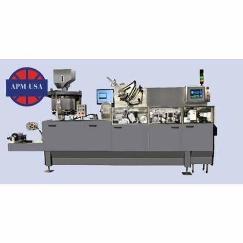 Model Dph200 (alu-pvc Blister Packing Machine) - Blister Packing Machine