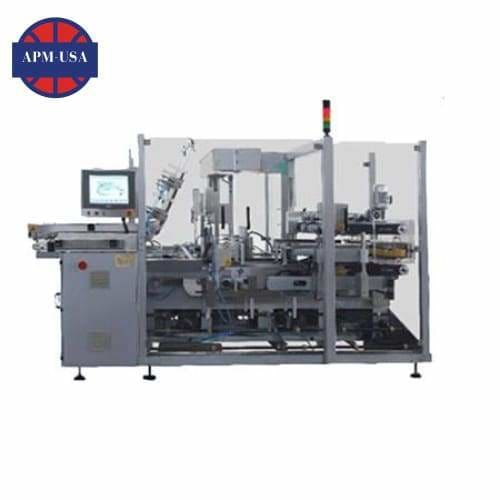 Model Dx270 Automatic Case Packing Machine - Cellophane Overwrapping Machine