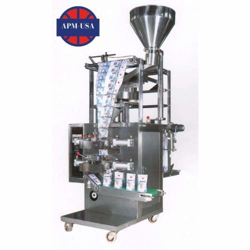 Model Dxd-500s Automatic Stand-pouch Packaging Machine - Double Side Aluminium Foil Packing Machine