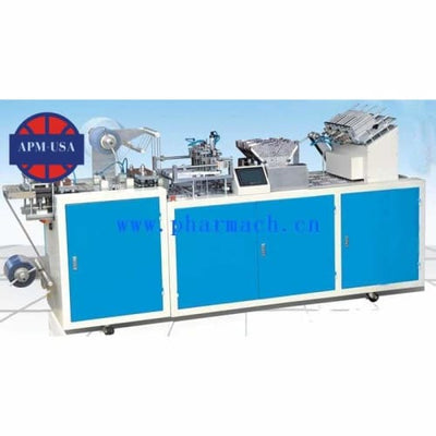 Model Dzp-500s Type Flat Paper-plastic Machine - Blister Packing Machine