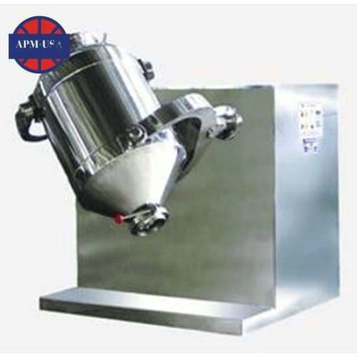 Model Sbh Three-dimensional Swing Mixer - Mixing Machine