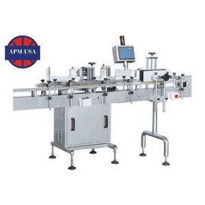 Model Tby-100 Automatic High Speed Labeling Machine - Tablet Capsule Filling Line