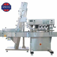 Model Xg-100 Automatic Screw Capping Machine - Tablet Capsule Filling Line