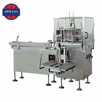 Model Zx120 Semi-automatic Case Packing Machine - Cellophane Overwrapping Machine