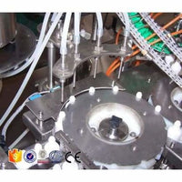 Pharmaceutical eye drops filling machine - Eye Drops Filling Line