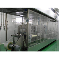 Pharmaceutical iv infusion soft bag filling machine production line