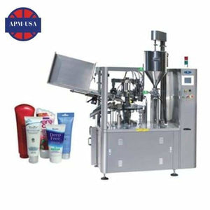 Rgf-100yc Tube Filling & Sealing Machine - Tube Filling and Sealing Machine