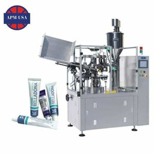 Rgf-80z-b Tube Filling & Sealing Machine - Tube Filling and Sealing Machine