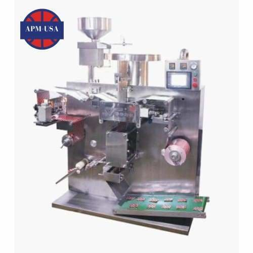 Shw Series of High-speed Automatic Aluminum Foil Packing Machine - Blister Packing Machine